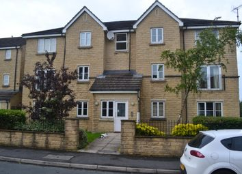 Thumbnail 2 bed flat for sale in Yateholm Drive, Westwood Park, Bradford