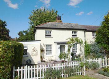 Ernest Cottages, Off Kingston Road, Ewell Village KT17. 2 bed cottage