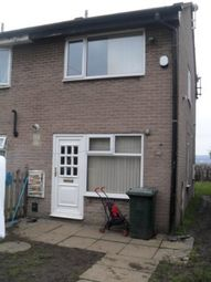 Thumbnail 2 bed end terrace house to rent in Spinkwell Close, Bradford