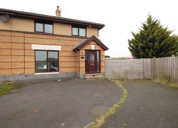 Thumbnail 3 bed semi-detached house for sale in Cambourne View, Comber, Newtownards