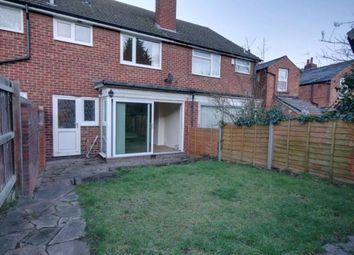 Thumbnail 3 bed terraced house to rent in Warwards Lane, Selly Oak, Birmingham