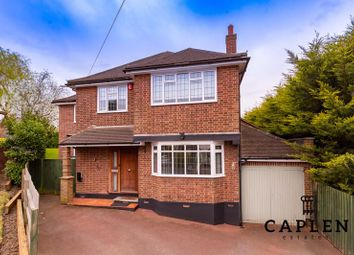 Thumbnail 4 bed detached house for sale in Dacre Close, Chigwell