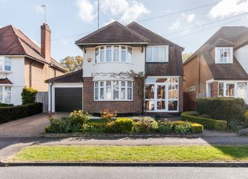 Thumbnail 4 bed detached house for sale in St. Marys Avenue, Northwood