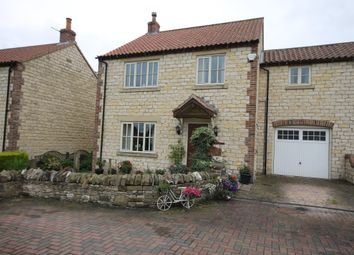 4 bed link-detached house for sale in Reighton Court, Reighton, Filey YO14