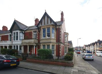 Thumbnail 4 bed end terrace house for sale in Sandringham Road, Penylan, Cardiff