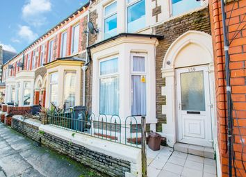 4 bed terraced house for sale in Donald Street, Cardiff, Glamorgan CF24