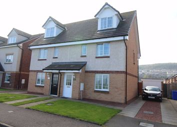 Thumbnail 4 bedroom semi-detached house for sale in Iron Way, Port Glasgow