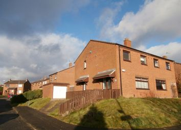 Thumbnail 3 bed semi-detached house for sale in Bracadale Road, Baillieston, Glasgow