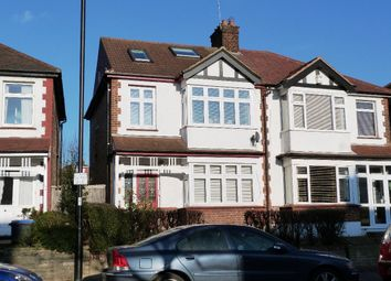 Thumbnail 4 bed semi-detached house for sale in Parsonage Lane, Enfield
