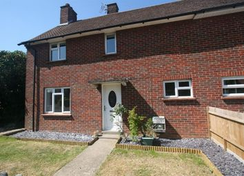 Thumbnail 3 bed semi-detached house to rent in St. Pauls Road, Basingstoke