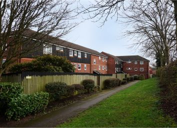 Thumbnail 2 bed flat for sale in Linney Road, Leicester