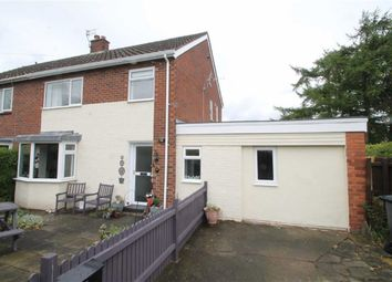 Thumbnail 3 bed semi-detached house for sale in Horksley, Shrewsbury