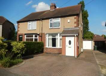 Thumbnail 2 bed semi-detached house for sale in Fir Grove, Tile Hill, Coventry