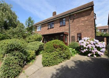 Thumbnail 3 bed semi-detached house for sale in Stour Road, Chadwell St Mary, Essex