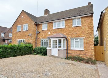 Thumbnail 3 bed semi-detached house for sale in Windsor Drive, Chelsfield, Orpington