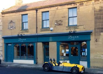 Thumbnail Restaurant/cafe for sale in Zecca, 47-49 High Street, Amble