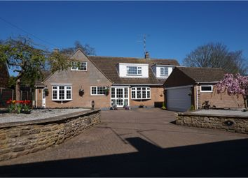 Thumbnail 5 bed detached house for sale in Church Street, Charwelton