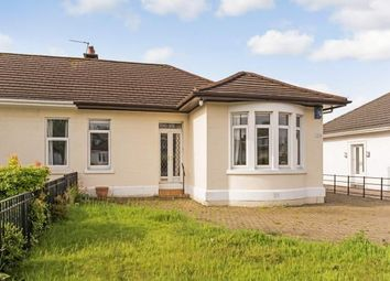 Thumbnail 3 bed bungalow for sale in Glasgow Road, Paisley, Renfrewshire, .