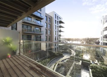 Thumbnail 3 bed flat to rent in City View Apartments, Devan Grove, London