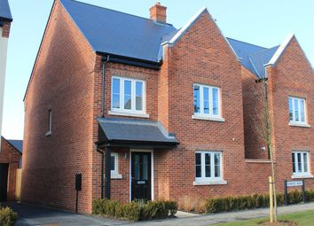 Thumbnail 4 bed detached house for sale in The Gardens, Upper Heyford, Bicester