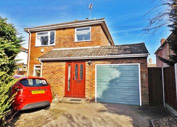 Thumbnail 3 bedroom detached house for sale in Drayton High Road, Norwich, Norfolk