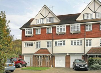 Thumbnail 4 bed town house to rent in Yew Walk, Harrow