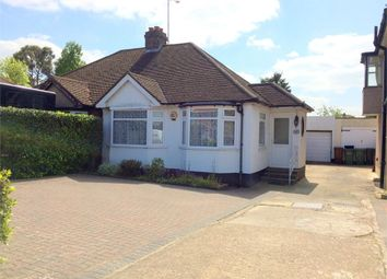 Thumbnail 2 bed semi-detached bungalow for sale in Kingston Road, Ewell, Epsom