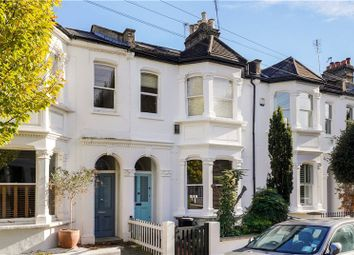 Thumbnail 4 bedroom terraced house to rent in Iffley Road, Brackenbury Village, London
