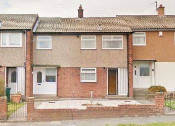 Thumbnail 3 bed property for sale in Blandford Road, North Shields
