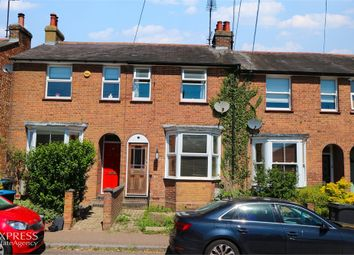 Thumbnail 2 bed terraced house for sale in Wesley Road, Markyate, St Albans, Hertfordshire