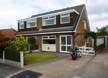 Thumbnail 3 bedroom semi-detached house to rent in Bankfield Road, Sale