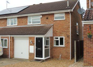 Thumbnail 3 bedroom semi-detached house to rent in Broadlands, Downham Market