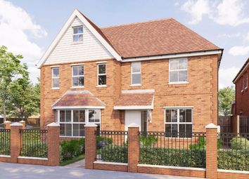Thumbnail 4 bed semi-detached house for sale in Warwick Close, Hampton