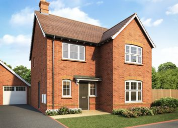 Thumbnail 4 bedroom detached house for sale in The Junipers At The Mulberries At Lodge Park, Hatfield Road, Witham, Essex