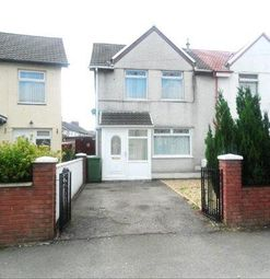 Thumbnail 3 bed property to rent in Pencoed Avenue, Cefn Fforest, Blackwood