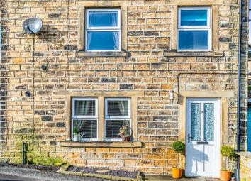 Thumbnail 2 bed end terrace house for sale in Old Road, Holmbridge, Holmfirth
