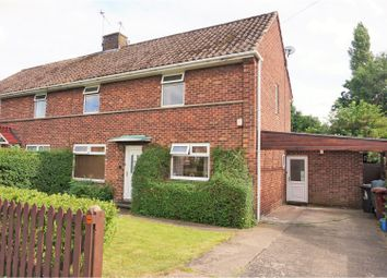 Thumbnail 3 bed semi-detached house for sale in Springbank, Brigg