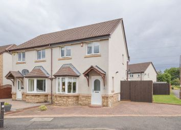 Thumbnail 3 bed semi-detached house for sale in 2 Gilberstoun Wynd, Brunstane, Edinburgh