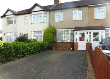 Thumbnail 3 bedroom terraced house for sale in Lodge Crescent, Cheshunt, Waltham Cross