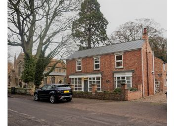 Thumbnail 3 bed detached house to rent in Church Lane, Tydd St Giles