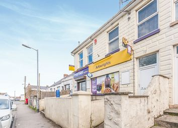 Thumbnail 3 bed flat for sale in Park Road, Camborne