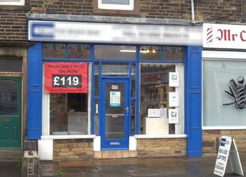 Thumbnail Retail premises for sale in Colne BB8, UK