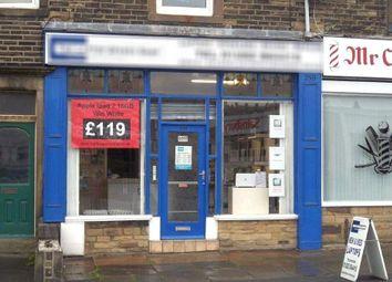 Thumbnail Retail premises for sale in Colne BB8, UK