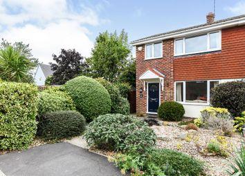 Woodbourne Close, Catisfield, Fareham PO15. 3 bed semi-detached house