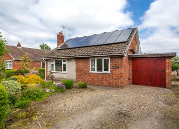 Thumbnail 2 bed detached bungalow for sale in Main Street, Melbourne, York