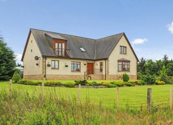 Thumbnail 4 bedroom detached house for sale in Stirling Road, Riggend, Airdrie, North Lanarkshire