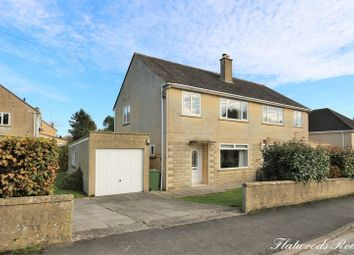 Thumbnail 3 bed semi-detached house for sale in Flatwoods Road, Claverton Down, Bath