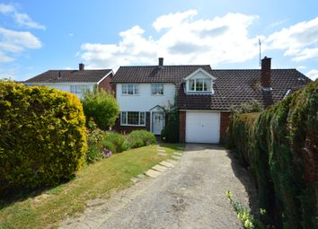 Thumbnail 3 bed semi-detached house for sale in Hertford Road, Clare, Suffolk