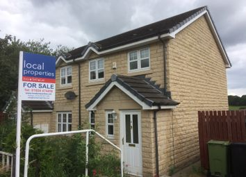 Thumbnail 3 bed semi-detached house for sale in Spring Mills Grove, Batley