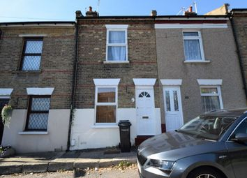 Thumbnail 2 bed terraced house to rent in May Avenue, Northfleet